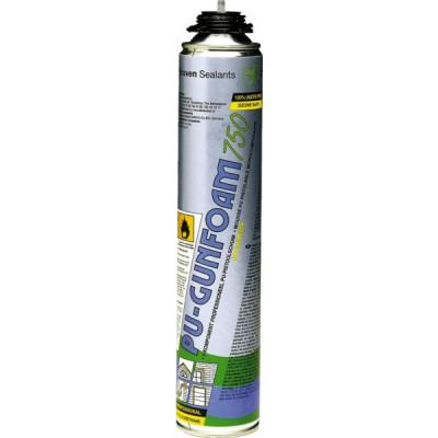 Mousse pistolable 750 ml - DENBRAVEN | PU-GUNFOAM low expansion