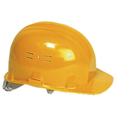 Casque de chantier jaune (EN397) EARLINE-65103
