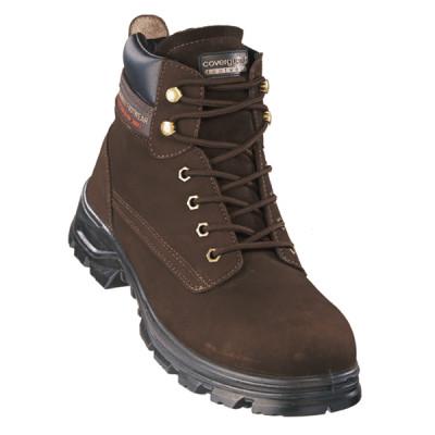 Chaussures de sécurité.( hautes composite nubuck marron) MARBLE High S3  COVERGUARD