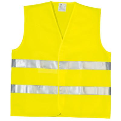 Gilet hi-viz jaune YARD YELLOW double bande, cl. 2.2, 70212 Coverguard