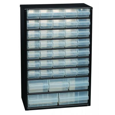 Casiers de rangement - 40 tiroirs de 465 x 306 x 147 mm - Sodise | 09007