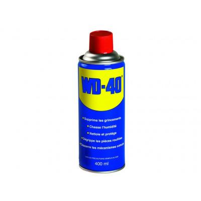 Bombe aérosol dégrippant anti-humidité WD-40 400ml 10252