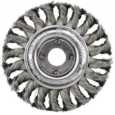 Brosse circulaire pour meuleuse 180 x 22,2 mm Dewalt | DT3470