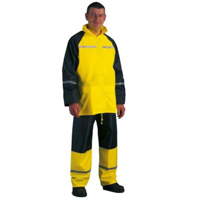 Ensemble de pluie-Rainwear yellow black 50711
