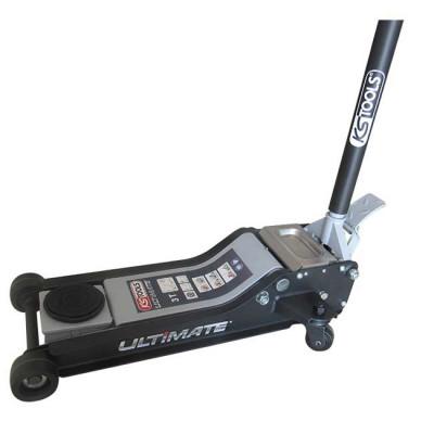 Cric hydrolique extra-bas acier 2T Ultimate - KS Tools | 161.0367
