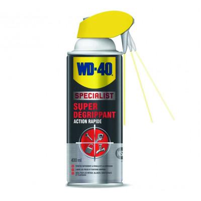 Lot de 12x10032 Aerosol wd40 super dégrippant 400ml - Sodise | 10033