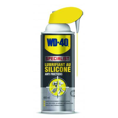 Aerosol wd40 specialist lubrifiant silicone 400ml - Sodise | 10038
