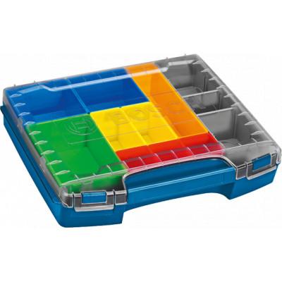 1600A001S8 Coffret de transport Bosch i-BOXX 72 Set 10 Professional outils Bosch Bleu
