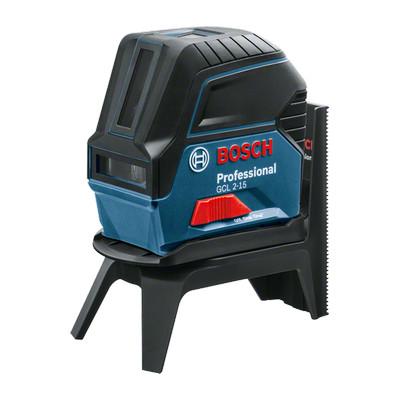 06159940FV Laser points et lignes Bosch GCL 2-15 Professional outils Bosch Bleu