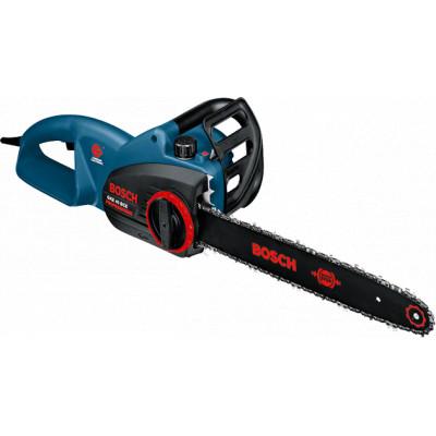 0601597703 Tronçonneuse Bosch GKE 40 BCE Professional outils Bosch Bleu