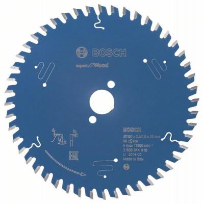 2608644018 Lame de scie circulaire Expert for Wood Accessoire Bosch pro outils