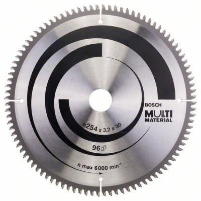 2608640451 Lame de scie circulaire Multi Material Accessoire Bosch pro outils
