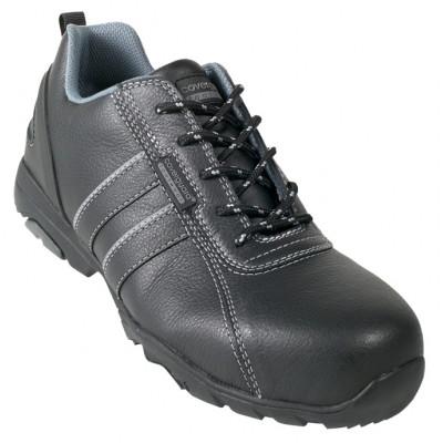 Chaussures de sécurité S3 basses ACROÏTE Low - composite cuir noir - Coverguard   9ACRL