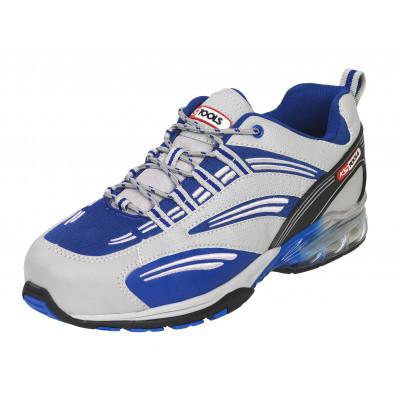 Chaussures de sécurité à coussin d'air - modèle bleu et blanc - KSTOOLS | 310.1200