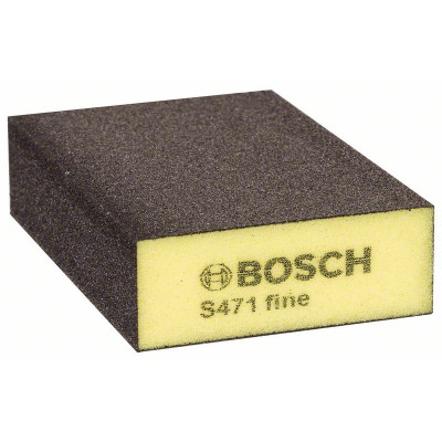 2608608226 Bloc standard abrasif, Best for Flat and Edge Accessoire Bosch pro outils