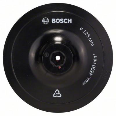 1609200154 Plateau de ponçage auto-agrippant Accessoire Bosch pro outils