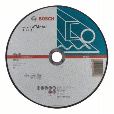 2608603400 Disque à tronçonner à moyeu plat Expert for Metal - Rapido Accessoire Bosch pro outils