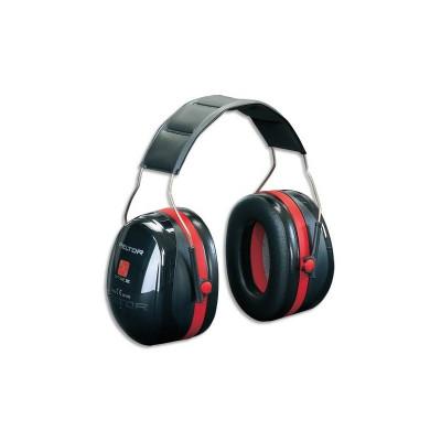 Casque antibruit 3M™ PELTOR™ Optime™ III H540A - Noir - Serre-tête