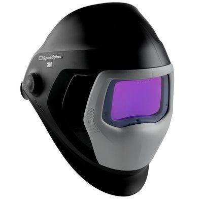Masque de soudage 3M™ Speedglas™ 9100 (hublot latéral) avec filtre 9100XXi
