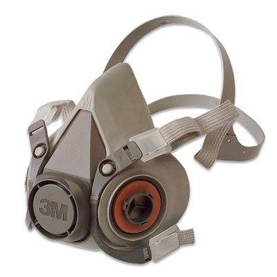 Demi-masque réutilisable 3M™, taille moyenne, K6200