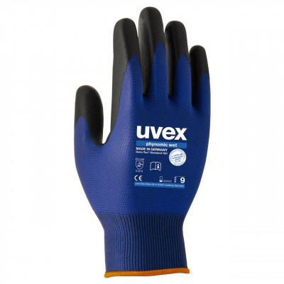 Gants de protection Phynomic Wet Uvex | 60060