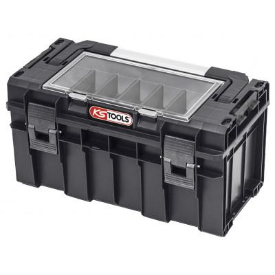 Caisse à outils SCM, 450 x 260 x 240 mm KS Tools | 850.0382