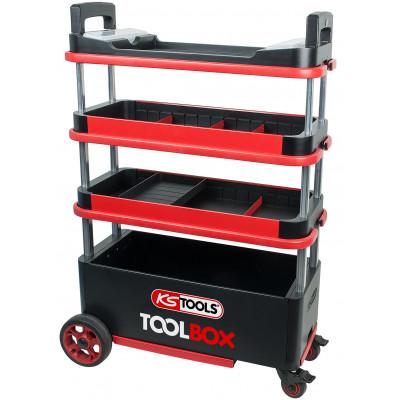 Chariot escamotable ToolBox KS Tools | 895.0015