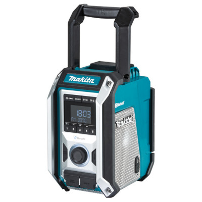 Radio de chantier sans fil ou électrique avec Bluetooth® Makita | DMR114