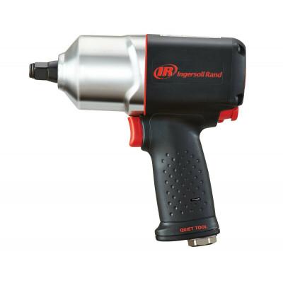Coffret clé à choc 1/2 1054 Nm avec 10 douilles impact Ingersoll Rand | 2135QXPA-10SK