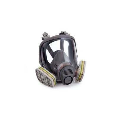 Masque complet silicone gt 6900 3M France | 7100015052