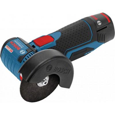 06019F2002 Meuleuse angulaire sans fil Bosch GWS 10,8-76 V-EC Professional outils Bosch Bleu