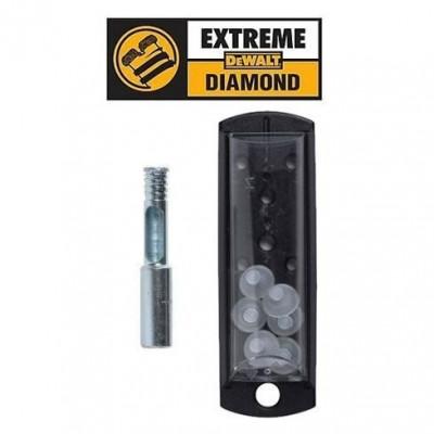 Mèche (foret) diamant Extreme pour carrelage diamètre  8 mm - Dewalt   DT6040